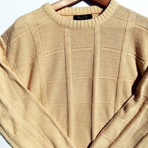 Christian Dior Monsieur Pullover Sweater Size XL
